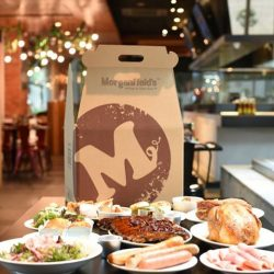 [Morganfield's] Want to delight your guests but don't want to dirty the kitchen?