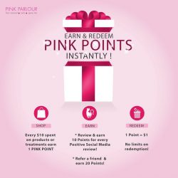 [Pink Parlour] We are giving back the love!