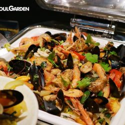 [Seoul Garden Singapore] Get going this festive holiday with a Seafood Paella party at Seoul Garden!