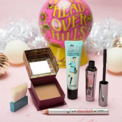 "[BENEFIT] Say ""high"" to our beauty besties…."