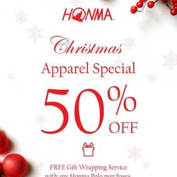 [Honma] It's time for Christmas Shopping!