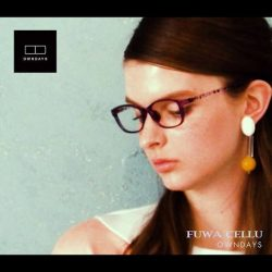 [Owndays Singapore] FUWA CELLU, a collection of stylish frames made from TR-90.