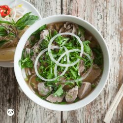 [foodpanda] How about a warm bowl of pho from Vietnam to make you feel all better this holiday season?
