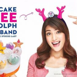 [Baskin Robbins] Spice up your celebration with Baskin-Robbins ice cream cake!