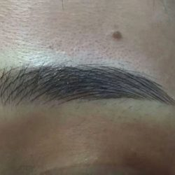 [Juup Nails] Don't miss out on our latest promotion for this Christmas, 3D eyebrow embroidery at $88.