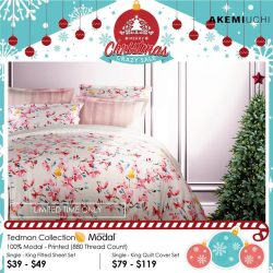 [Hot Tomato] Here's another collection adding to AKEMIUCHI Christmas Crazy Sale!