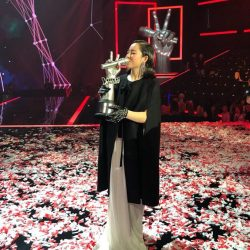 [StarHub] Presenting to you, the winner of The Voice 决战好声 Season 1.