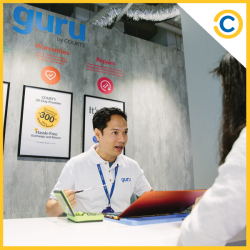 [Courts] Guru by COURTS offers more than 100 repair and maintenance services such as mobile and laptop repair, sofa cleaning and