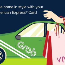 [American Express] From 1 Dec – 31 Dec 2017, simply spend S$100 or apply for a new Card at VivoCity and get