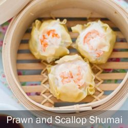[THE SEAFOOD MARKET PLACE BY SONG FISH] Prawn and Scallop Shumai RecipeIf you like dim sum, this is one dish you should try to make at
