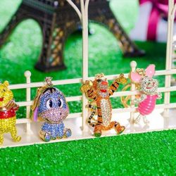[Miss Empire] Enjoy our Best-Selling Winnie The Pooh & Friends Bag Charm Collection Set at a special price of only $200!