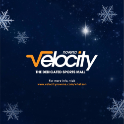 [Velocity] Christmas joy is here at Velocity!