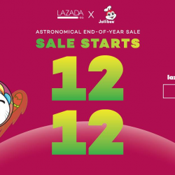 [Jollibee] Jollibee and Lazada are teaming up!
