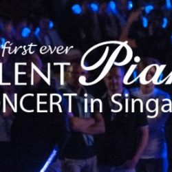 [Yamaha Music School] Come and join the first ever SILENT PIANO CONCERT in Singapore!