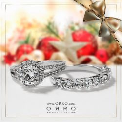 [ORRO Jewellery] Gifts to light up this Christmas!