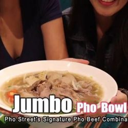 [Pho Street] FREE UPSIZE for PhoStreetSG's signature Pho Beef Combination ($9.