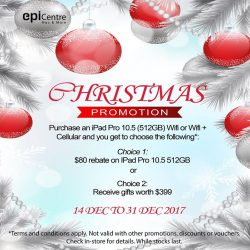 [EpiCentre Singapore] This is really the season to be jolly!