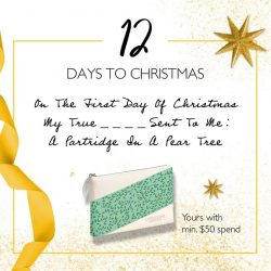 [L'Occitane] THE COUNTDOWN IS ON!