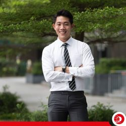 [OCBC ATM] Jaryl never thought his opportunity to lead would come after four short years with us, but when the offer to
