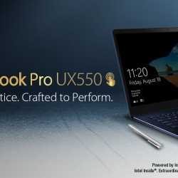 [ASUS] Here are the five reasons why designers should switch from MacBook Pro to ZenBook Pro UX550.