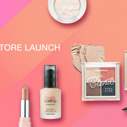 [Lazada Singapore] Time to check out the exclusive Etude House deals at their Official Store on Lazada!