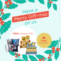 [King Koil Singapore] Have a Merry Gift-mas on us 🎄!