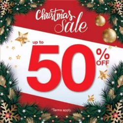 [Bossini Singapore] Have you started your Christmas shopping yet?