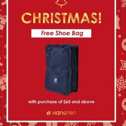 [Hang Ten] Christmas Special Promotions at Hang Ten starting today!