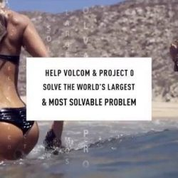 [Volcom] The next evolution of @VolcomWomens' Eco Swim Collection: Introducing Simply Seamless, crated from all regenerated @EconylBrand nylon, offering a sleek,