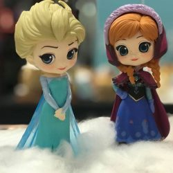 [Simply Toys] Preorder Elsa and Anna Qposket at S$26.