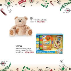 [Mothercare] Pamper your newborn today with our wide range of gift ideas!