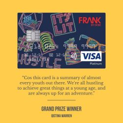 [FRANK by OCBC] We asked and you answered.