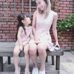 [Elisa Litz] Repost from @xincilovesyou Xinci and Hayley wearing our matchy Elisa Litz shoes!