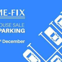 [Home-Fix Singapore] Wanna bring home your new Home Improvement gear immediately or need more time to shop in our warehouse sale?