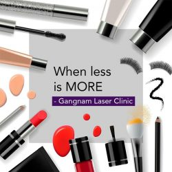 [GANGNAM LASER CLINIC] Gangnam Laser Clinic Tip 1 : Don't hide your real face.