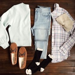 [Aeropostale] winter uniform ❄️  make sure to shop our 60% off sale: http://bit.