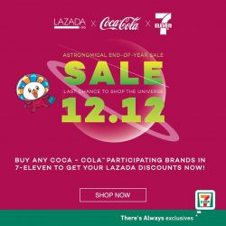 [7-Eleven Singapore] Ready for the end-of-year sale?