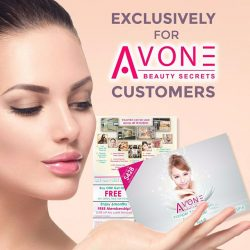 [AVONE BEAUTY SECRETS] A wonderful new year pressie for your loved ones or besties!