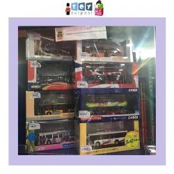 [Toy Outpost] Singapore & Worldwide Bus Models on SaleScale Models from SGD59Available at Toy Outpost @ Bugis Junction