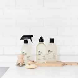 [In Good Company] Clean Better: The Gentle Label offers home cleaning essentials that are plant-based, highly concentrated and biodegradable.