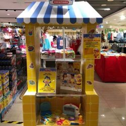 [BHG Singapore] Check out our Play-doh pop-up area at BHG Bugis level 3 NOW and more Hasbro games & toys with