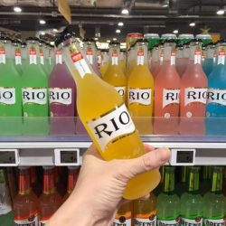 RIO: These Colourful Cocktail Drinks Are Now Available in Singapore!