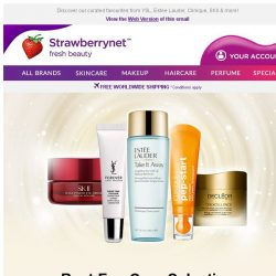 [StrawberryNet] Look Refreshed with Powerful Eye Care Up to 75% Off