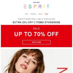 [Esprit] New Year, New You, New Outfit!