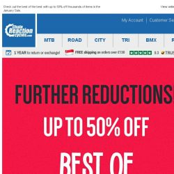 [Chain Reaction Cycles] Best of Sale