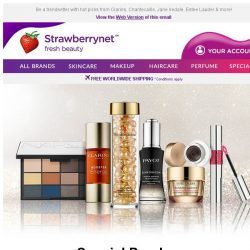 [StrawberryNet] Heads Up! Special Purchase Up to 70% Off