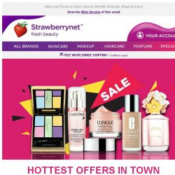 [StrawberryNet] Don't Miss the Hottest Offers in Town Up to 70% Off!