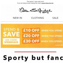 [Miss Selfridge] The trend your wardrobe needs N-O-W