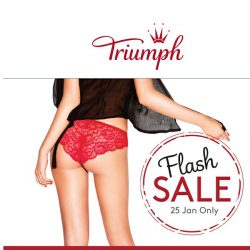 [Triumph] 🔥 This is HOT - Buy 2 Get 2 FREE!