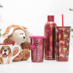 Starbucks: Usher in the Year of the Dog with Starbucks Lunar Delights Collection! With Prices